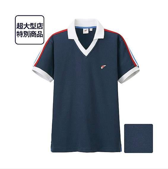 今年も完売必至のアイテムに。ポロシャツは「マイケル・バスティアン氏×ユニクロ」の一枚で決まり! 5番目の画像