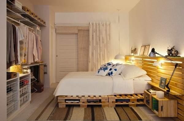 実用性は高いけど、ダサく見えがち? 実はお洒落に飾れる「すのこベッド」実例まとめ 2番目の画像