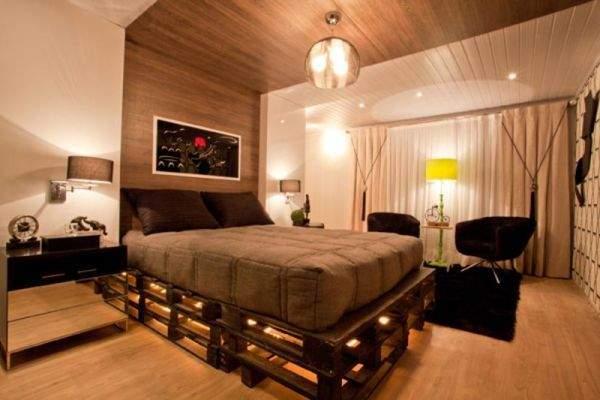 実用性は高いけど、ダサく見えがち? 実はお洒落に飾れる「すのこベッド」実例まとめ 4番目の画像
