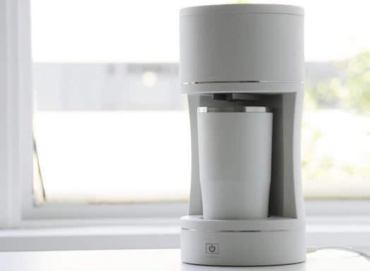 インテリアの一部にも。毎日使いたくなるシンプルでおしゃれなコーヒーメーカー3選 2番目の画像