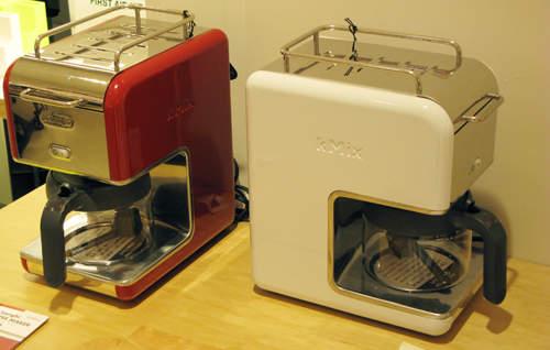 インテリアの一部にも。毎日使いたくなるシンプルでおしゃれなコーヒーメーカー3選 3番目の画像