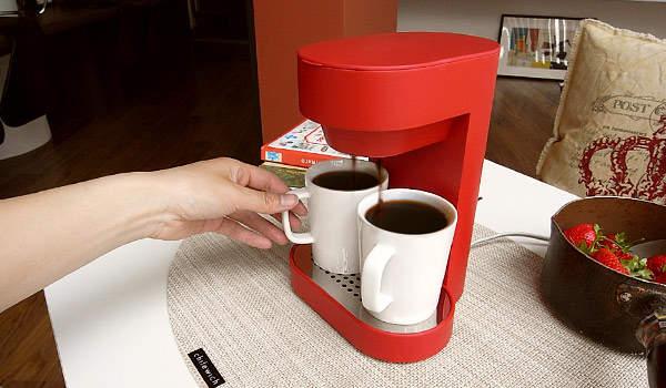 インテリアの一部にも。毎日使いたくなるシンプルでおしゃれなコーヒーメーカー3選 4番目の画像