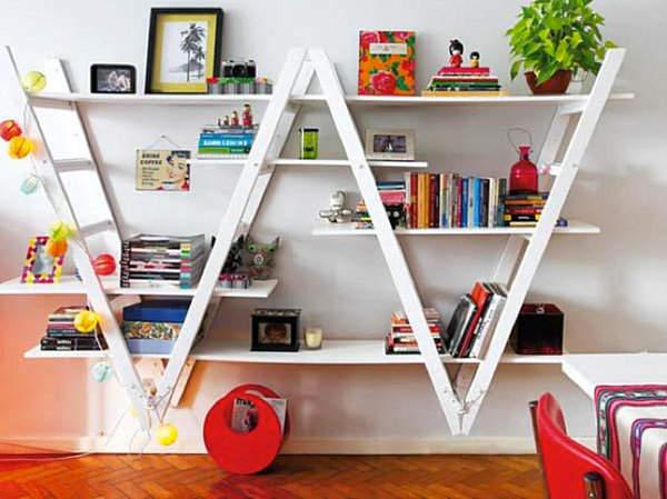 使い方を工夫するだけでインテリアの一部に。本棚を魅せる収納に変化させよう 4番目の画像