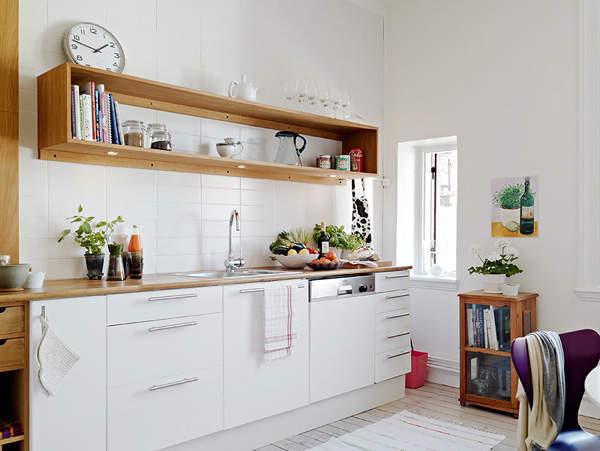 キッチンがお洒落だと、料理をもっと好きになる。スタイリッシュなキッチンインテリアの実例まとめ 4番目の画像