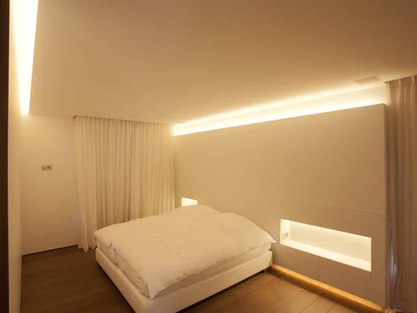 暖かな光が空間を彩る。単調な部屋の印象を一気に変える間接照明のテクニック 3番目の画像