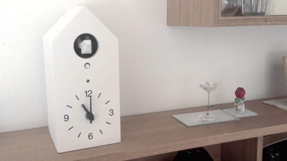 洗練されたシンプルさと高い機能性。インテリアと調和する無印良品の掛け時計 2番目の画像