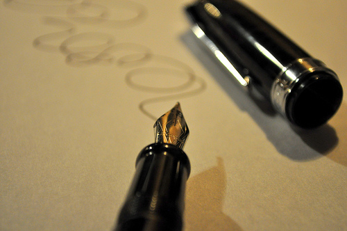 初心者でも自分に合った書きやすいものを選べる。失敗しない万年筆の選び方 3番目の画像