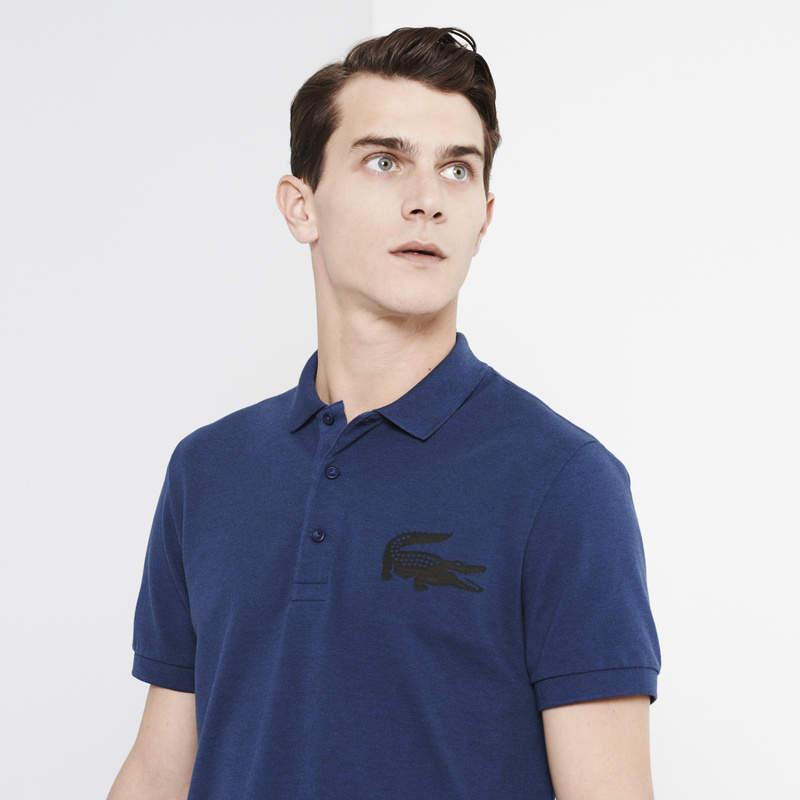 トレンドカラーと伝統あるデザインが融合。ラコステが提案する、今年のポロシャツスタイル 3番目の画像