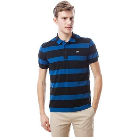 トレンドカラーと伝統あるデザインが融合。ラコステが提案する、今年のポロシャツスタイル 5番目の画像