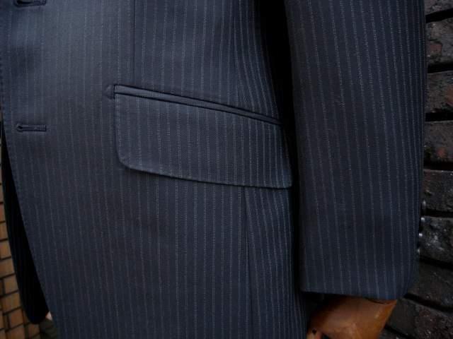 スーツのポケットにも幾つか種類がある。理想のスーツスタイルに最短距離で辿りつくための基礎知識 5番目の画像