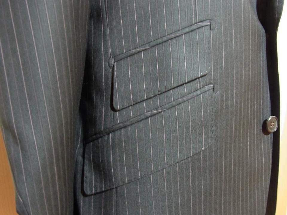 スーツのポケットにも幾つか種類がある。理想のスーツスタイルに最短距離で辿りつくための基礎知識 7番目の画像