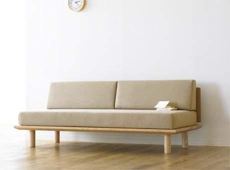 シンプルで素朴なデザインも魅力。アレンジできる楽しさが詰め込まれた無印良品のベッド 3番目の画像