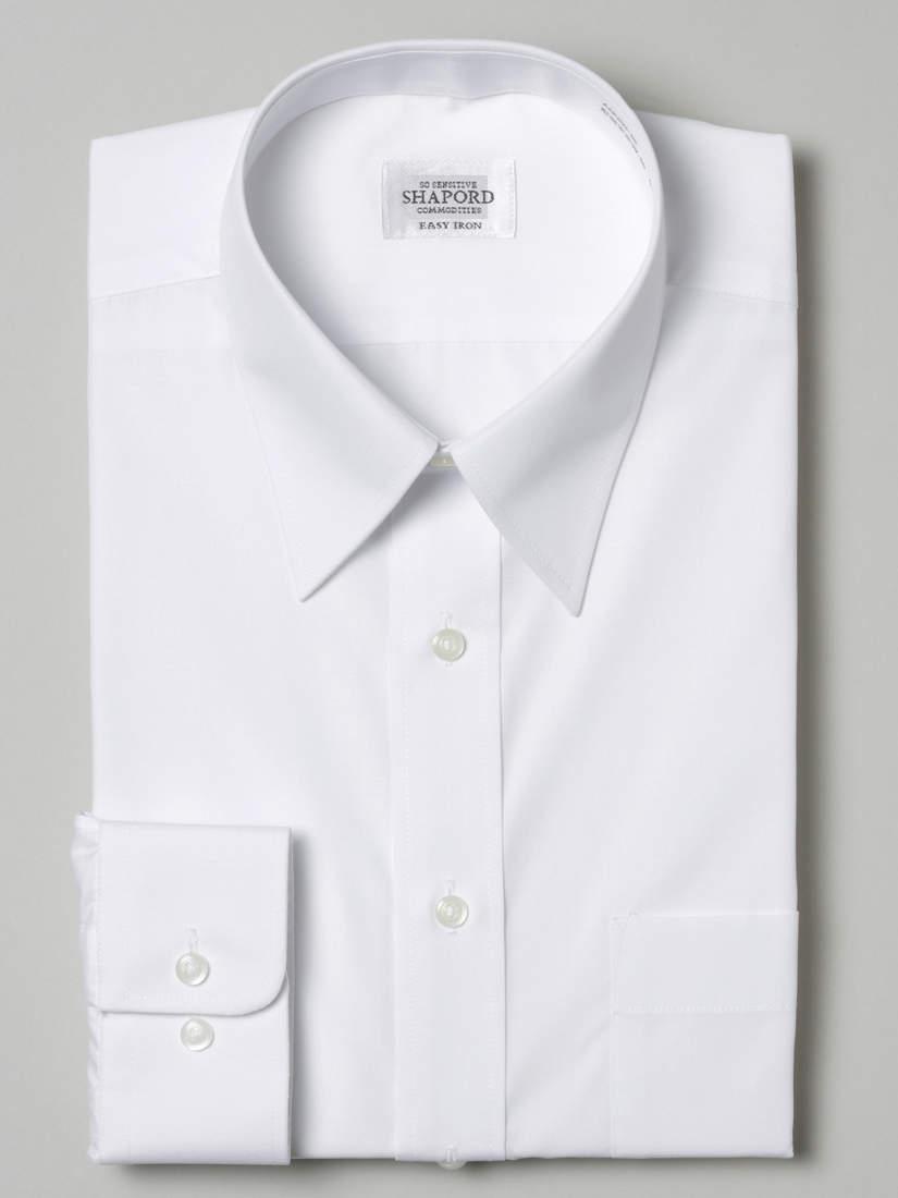 状況に見合った最適なチョイスを。TPOに合わせて選びたいシャツの「襟型」6種類を解説 2番目の画像