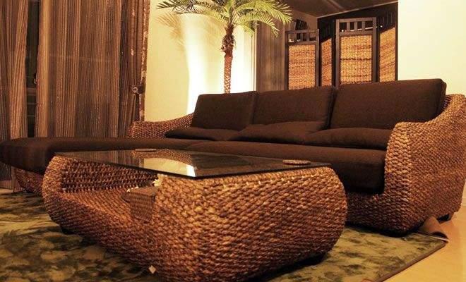 部屋の中をバリ風のリゾートに。部屋を癒やしの空間にするアジアンインテリアの作り方 3番目の画像