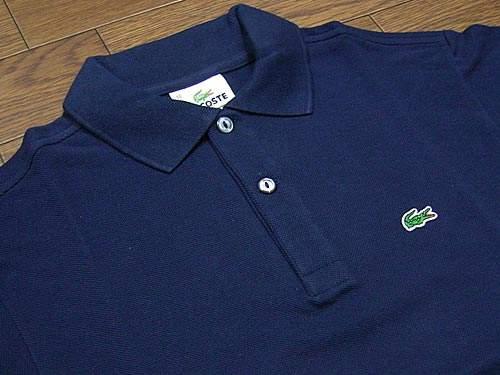 ポロシャツの「LACOSTE(ラコステ)」。なぜラコステのポロシャツは人気なの? 3番目の画像