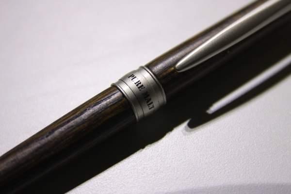 木の温もりを感じられる逸品がここに。見た目も機能も美しい木製ボールペン3選 3番目の画像