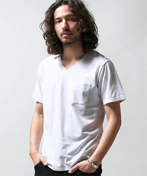 """""""デキ""""る男は「無地T」で勝負。おしゃれで安い「無地Tシャツ」ならこの人気ブランドが贈る1枚。 2番目の画像"""