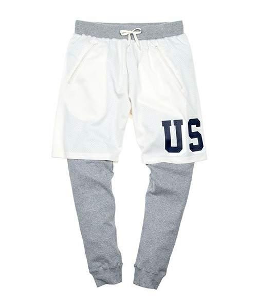 ジャージとは違う「上品」さ。夏の半ズボンじゃ寒い日には「スウェットパンツ」がおすすめ 5番目の画像