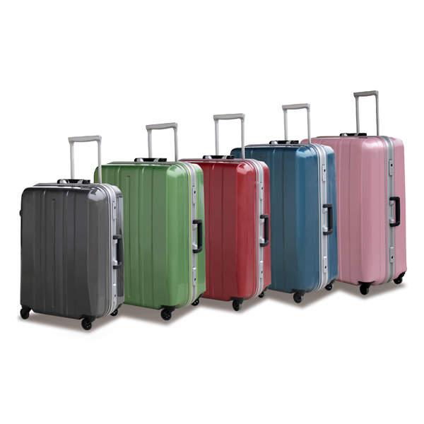 """持ち運びがラクラクできる軽さ。スーツケースを買うならこだわりたいのは""""軽量であること"""" 3番目の画像"""