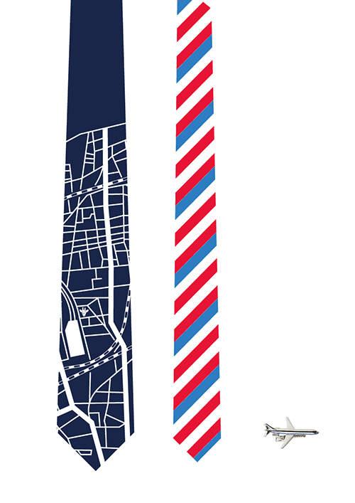 世界一キュートなネクタイブランド。「ジラフ(giraffe)」のネクタイで簡単おしゃれメンズ! 4番目の画像