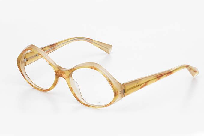 見るための、そして見られるためのメガネ。おしゃれなメガネブランドなら「アラン ミクニ」 5番目の画像
