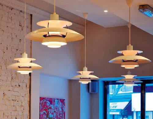 照明の名作といったらやっぱりこれ。時代を超えて愛されるルイスポールセンのランプシェード 2番目の画像