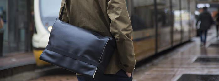 モレスキンはノートだけじゃなかった! 名作「クラシックバッグシリーズ」がリニューアル 2番目の画像