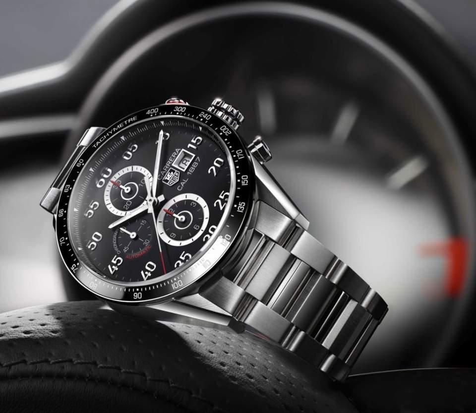 頑張っている自分へのご褒美に。ちょっと高級なメンズ腕時計ブランド3選 3番目の画像