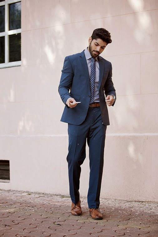 「スーツ姿がかっこいい」って言われたくないか? さりげないかっこよさ漂うスーツ着こなし術 2番目の画像