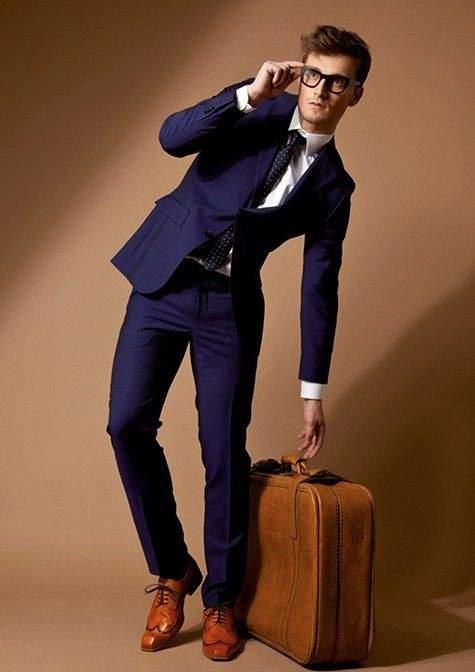 「スーツ姿がかっこいい」って言われたくないか? さりげないかっこよさ漂うスーツ着こなし術 4番目の画像