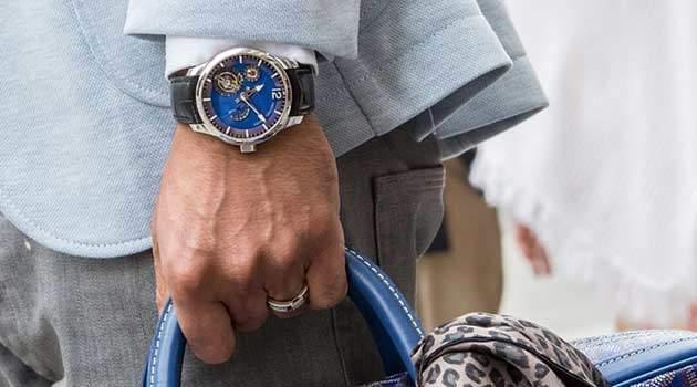 重厚なデザインで男際立つ。クロノグラフ腕時計なら「SEIKO(セイコー)」の一品 1番目の画像