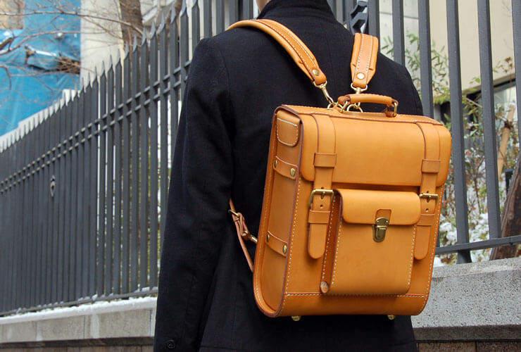 ビジネスバッグに新提案「リュック」。スーツ姿にフィットするおすすめリュック3選。 4番目の画像
