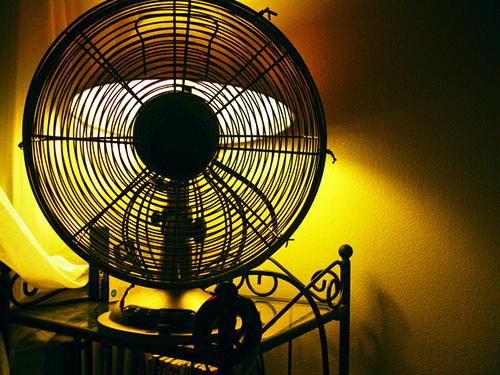 自然をお手本にした心地よい風。シャープの扇風機に搭載される「ネイチャーウイング」 1番目の画像