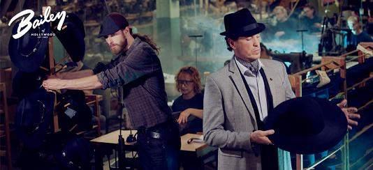 """あの日、映画で観た銀幕スターのように。最上級ブランドの帽子で魅せる男の""""プライド"""" 4番目の画像"""