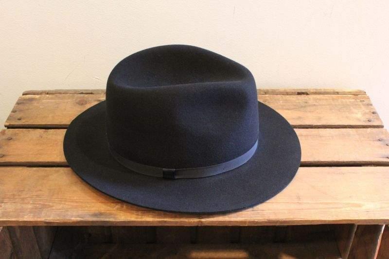 """あの日、映画で観た銀幕スターのように。最上級ブランドの帽子で魅せる男の""""プライド"""" 3番目の画像"""