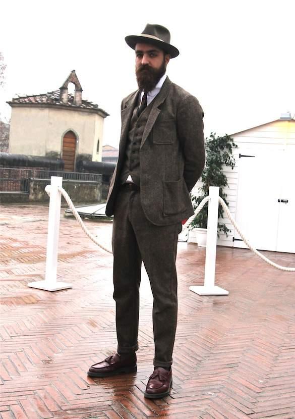 スーツスタイルは本場から盗め。イギリス・イタリア人から学ぶおしゃれなスーツコーディネート術 3番目の画像