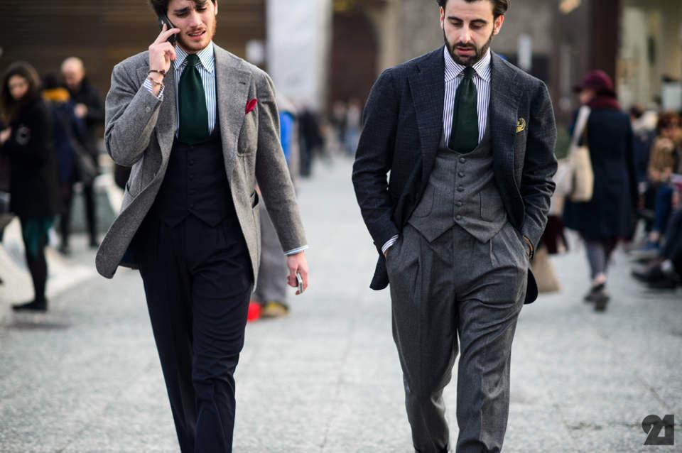 スーツスタイルは本場から盗め。イギリス・イタリア人から学ぶおしゃれなスーツコーディネート術 1番目の画像
