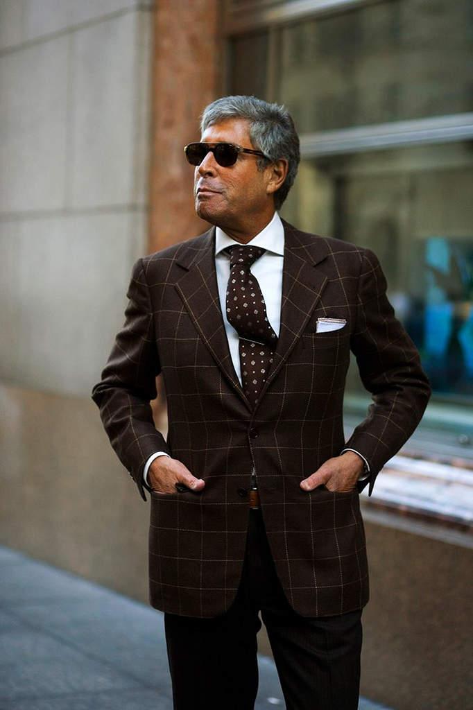 スーツスタイルは本場から盗め。イギリス・イタリア人から学ぶおしゃれなスーツコーディネート術 5番目の画像