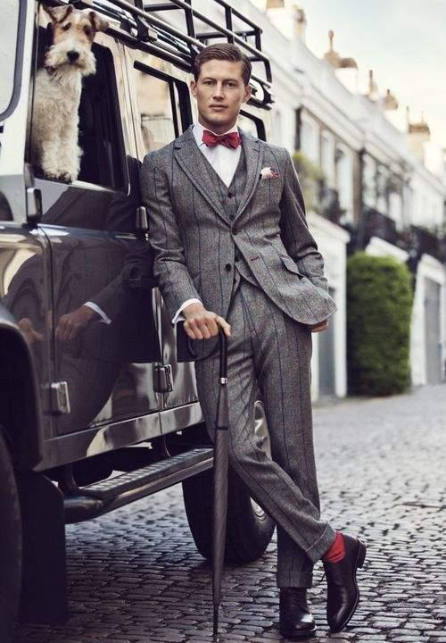 スーツスタイルは本場から盗め。イギリス・イタリア人から学ぶおしゃれなスーツコーディネート術 2番目の画像