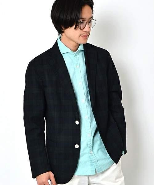 おしゃれ重視のジャケット選びに。大人気セレクトショップ「SHIPS」が贈るオリジナル夏ジャケ3選 2番目の画像