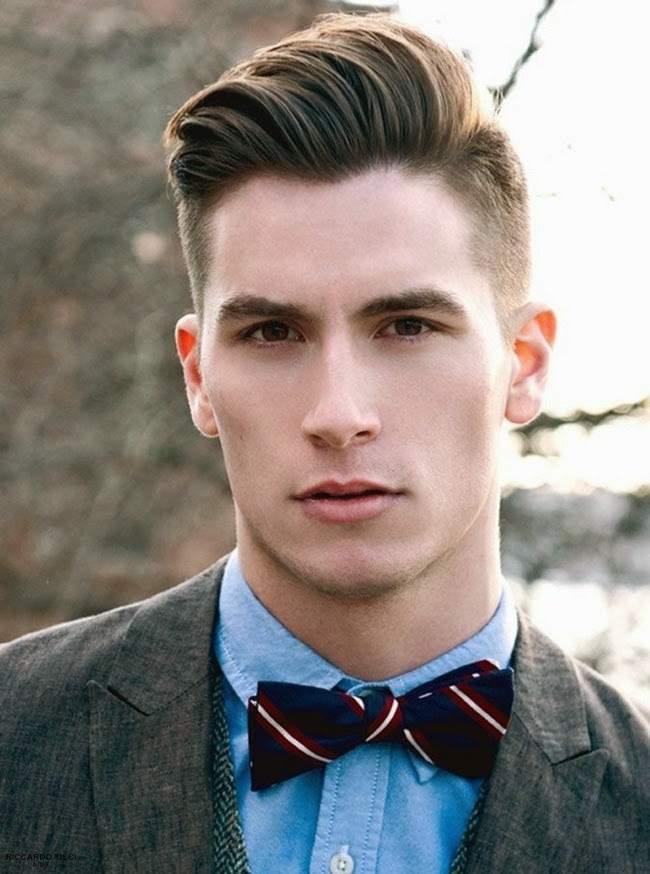 """2015年を牽引するメンズヘアスタイルはこれだ! 今年の夏は、""""かっこいい男""""になって迎えよう! 2番目の画像"""