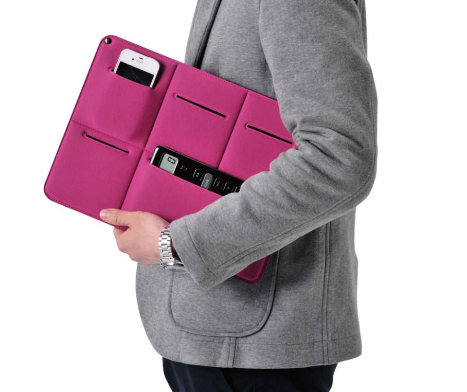 """おしゃれで機能性も兼ね揃えた最強バッグがここに。ビジネスシーンに""""クラッチバッグ""""という選択肢 1番目の画像"""