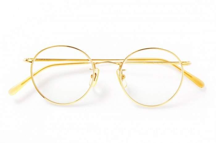 クラシックなメガネがいまどきのアイウェアスタイル。レトロ顔が新鮮な、おすすめ新作メガネ4選 4番目の画像