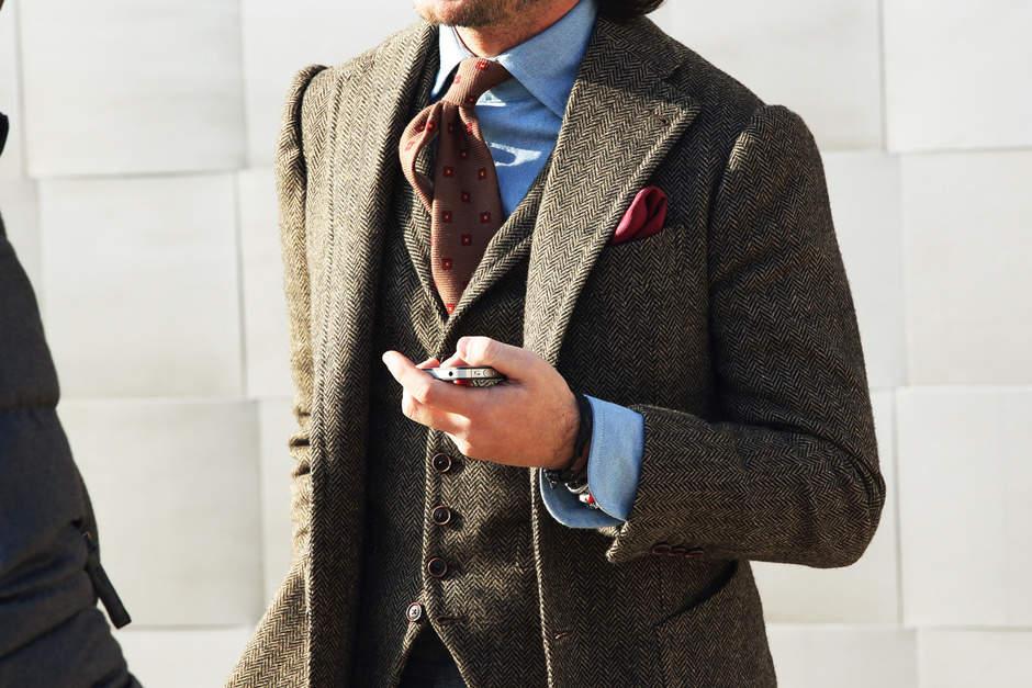 スーツのおしゃれな着こなし方って? 「おしゃれ」なスーツ着こなしの成功法を徹底解説 8番目の画像