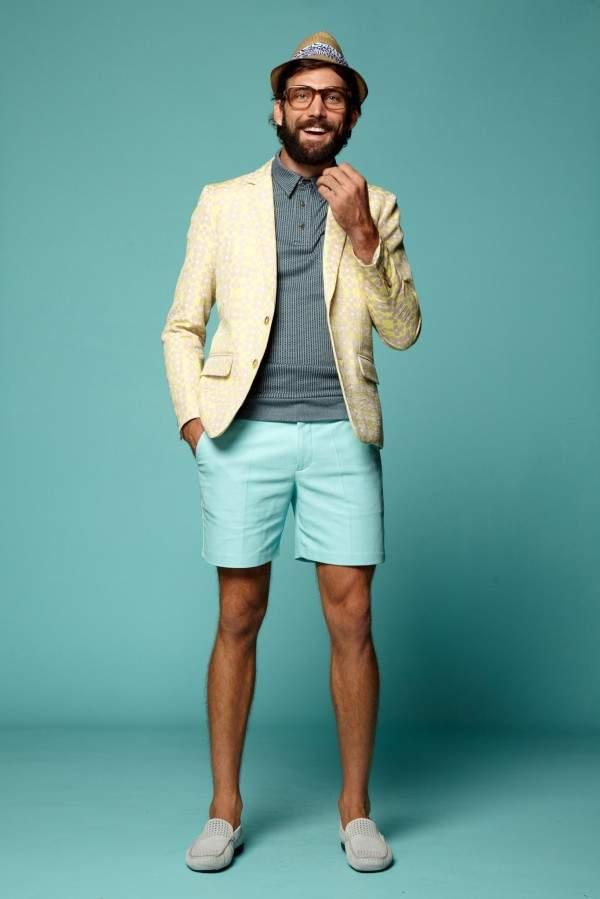 オフィスカジュアルの新発想。「ジャケット×ポロシャツ」の着こなしで夏をクールに、おしゃれに。 3番目の画像