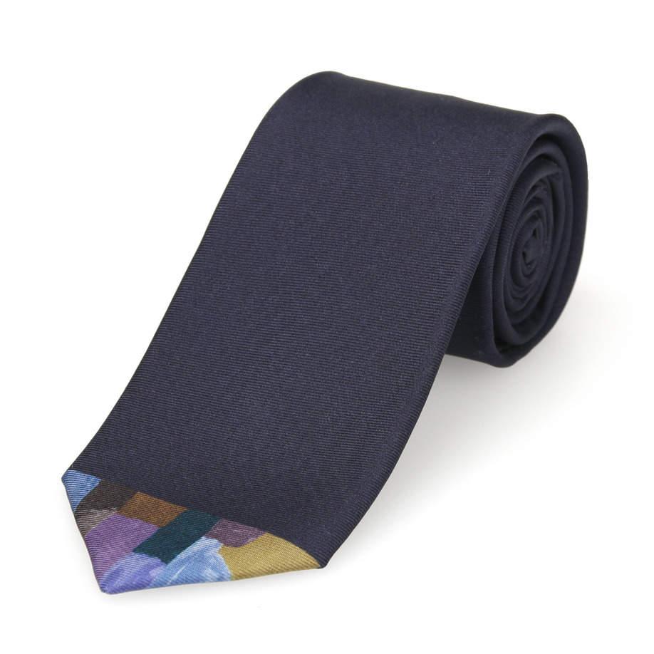 夏のスーツスタイルはネクタイで魅せる。ポール・スミス(Paul Smith)の新作ネクタイ5選 5番目の画像