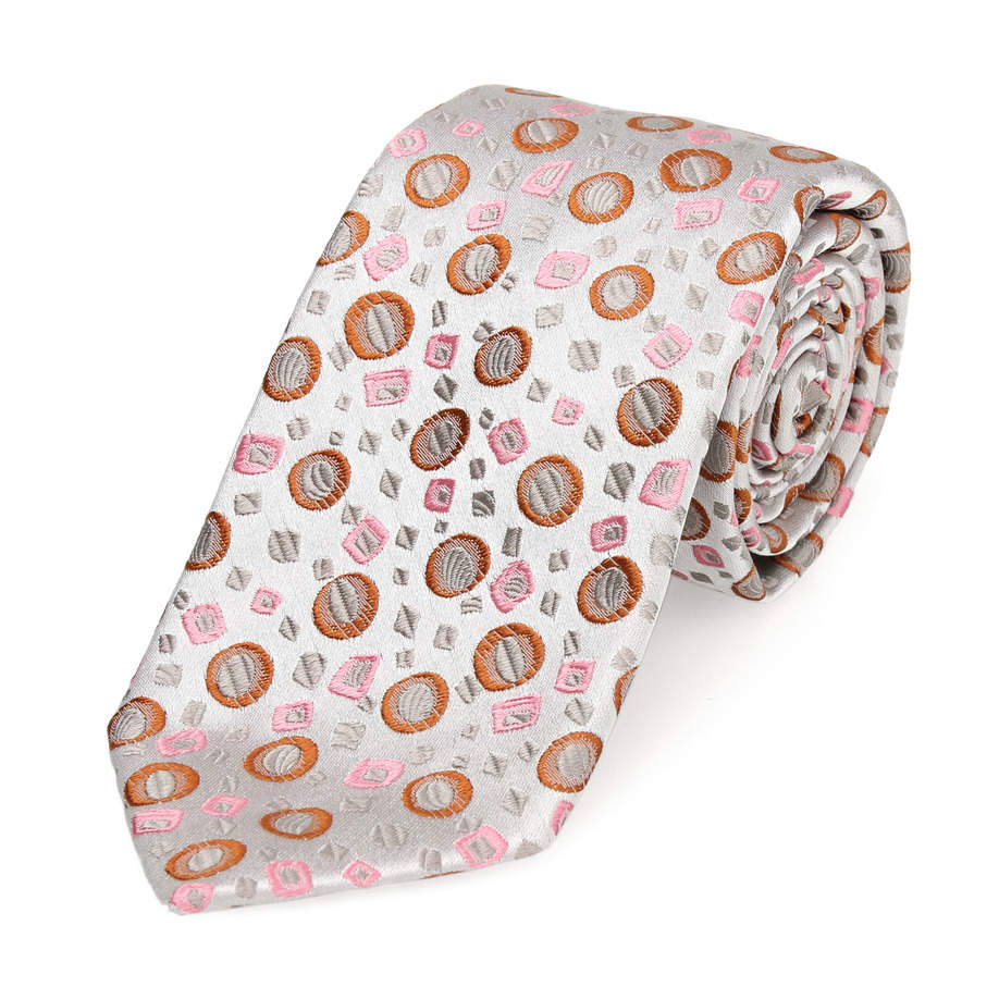 夏のスーツスタイルはネクタイで魅せる。ポール・スミス(Paul Smith)の新作ネクタイ5選 4番目の画像
