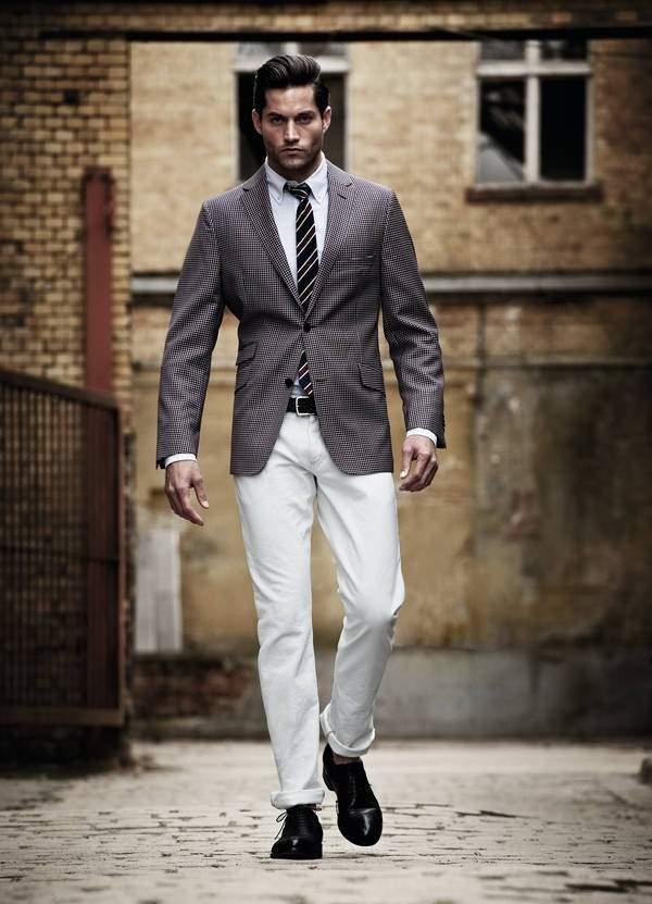 おしゃれな白パンツコーデで、夏のお洒落メンズに! 洒落男の王道パンツ「白パン」の攻略法  4番目の画像