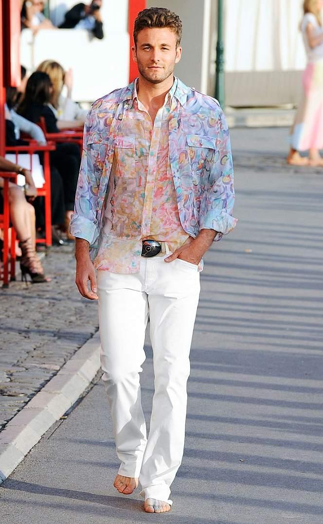 おしゃれな白パンツコーデで、夏のお洒落メンズに! 洒落男の王道パンツ「白パン」の攻略法  3番目の画像