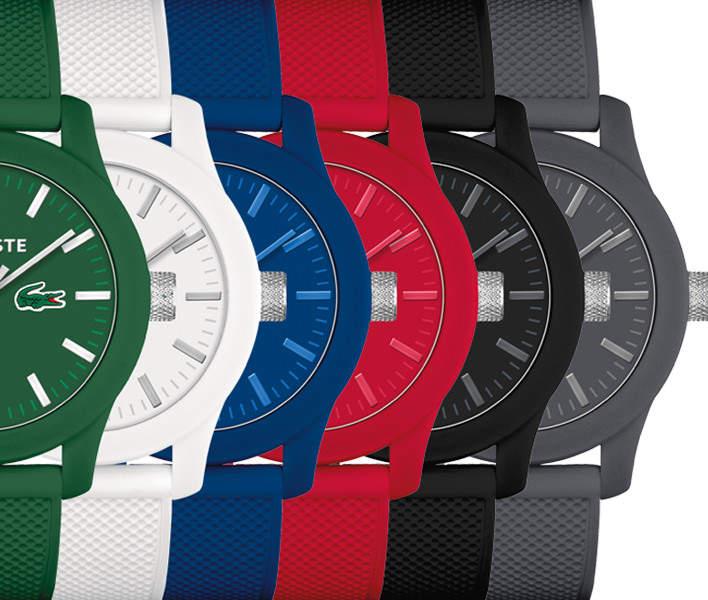 ラコステの新作腕時計がおしゃれ過ぎる……! ◯◯にインスパイアされた新作ウォッチのすゝめ  1番目の画像